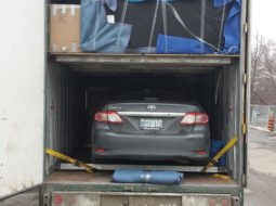 Cross Canada Auto Transport Montreal to Calgary - Best Moves - Car Shipping