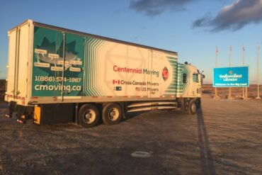 Long Distance Moving Company - Centennial Moving - Best Moves Canada