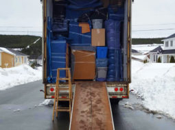 Cross Canada Moving Service Vancouver BC - Best Moves - Long distance moving service