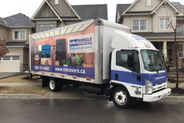 Miracle Movers Professional Moving Service in Canada