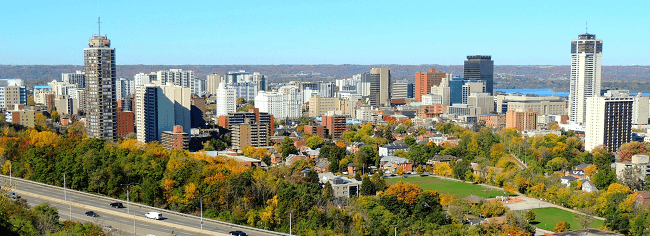 Moving to Hamilton with Camovers - professional movers in Canada