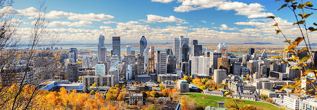 Moving to Montreal Quebec with Camovers - local and long distance movers in Canada