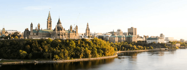 Moving to Ottawa with Camovers - professional movers in Canada