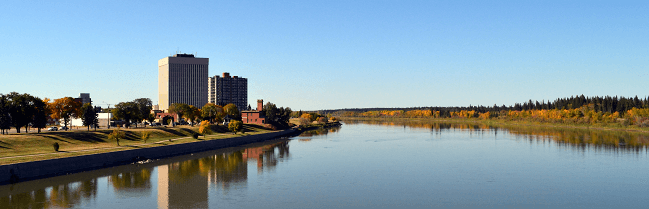 Moving to Prince Albert SK with Camovers - local and long distance movers in Canada