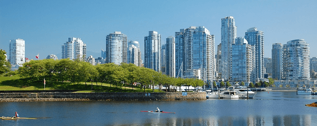 Moving to Vancouver with Camovers - professional movers in Canada