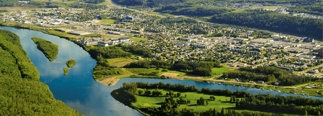 Moving to Fort McMurray with Camovers - professional movers in Canada