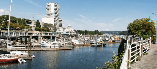 Moving to Nanaimo BC with Camovers - professional movers in Canada