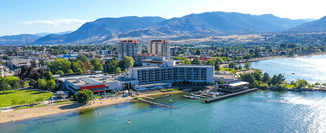 Moving to Penticton BC with Camovers - local and long distance movers in Canada