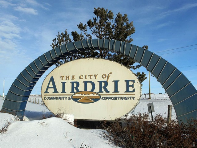 Moving From Barrie To Airdrie