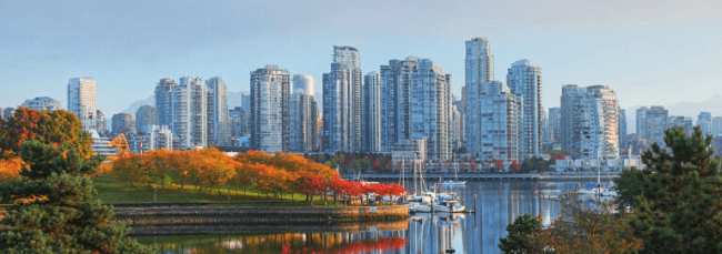 Moving Toronto to Vancouver with Camovers - professional movers in Canada